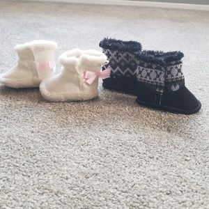 Other - Infant winter boots. Newborn to 6M. Size 1.